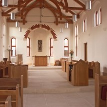 Holy Cross Convent Chapel