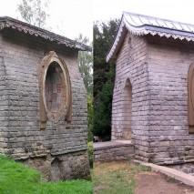 Moorish Temple Elvaston Castle